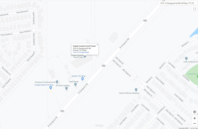 3701 n Zaragoza RD #N, El Paso, Tx, 79938